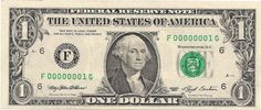 serial number of bills could be worth more than face value?