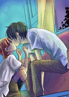 My little monster / Tonari no Kaibutsu kun that kiss was foul play