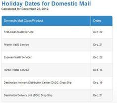 Mailing deadlines for Christmas Ios, Christmas, Christmas Christmas, Weihnachten, Xmas, Noel, Natale, Kerst