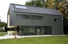 Eternit Fassadenplatten Großformat