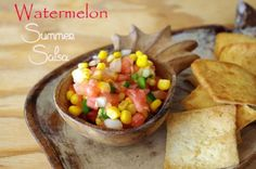Watermelon Summer Salsa | BeBetsy
