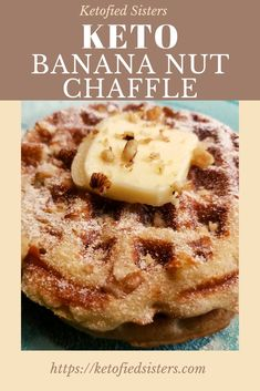 Keto Banana Nut Chaffle So simple and delicious. This low carb banana nut chaffle delivers all the flavor minus the carbs. // chaffle // keto // recipe // The post Keto Banana Nut Chaffle appeared first on Rezepte. Desserts Keto, Keto Snacks, Keto Recipes, Dessert Recipes, Recipes Dinner, Banana Recipes Low Carb, Best Low Carb Recipes, Summer Desserts, Bread Recipes
