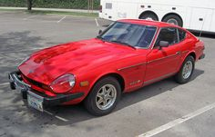 1978 Datsun 280Z front 3q | Flickr - Photo Sharing!