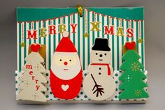 Decole - 2010 Christmas Clip Set