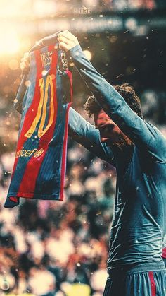"The Godly ""Lionel Messi""."