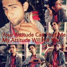 Attitude boy