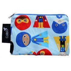 Colibri - Small Reusable Bag - Superhero Boy