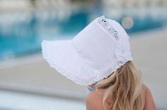 The Catesby Country Club Bonnets | The Beaufort Bonnet Company