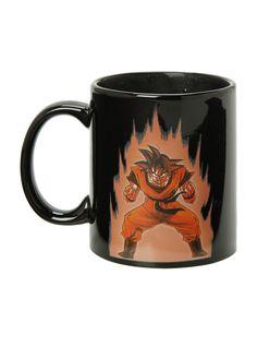 Super Sayan Dragon Ball Z Tasse Magique Change Couleur GB Eye LTD