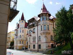 Marianske Lazne Prague Czech, European Countries, Czech Republic, Spaces, Mansions, Country, House Styles, Travel, Bohemia