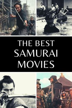 These are the 10 best Japanese samurai movies you can watch. #Japan #samurai Japan Travel Guide, Modern City, Movies To Watch, Samurai, All About Time, Tokyo, Old Things, Japanese, Movie Posters