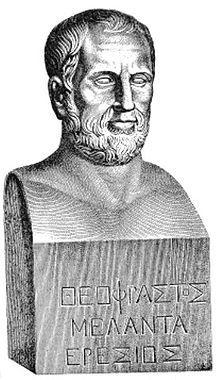 Teofrasto - Wikipedia
