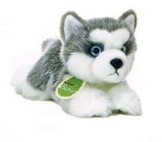 I want this cuuute tiny wittle husky stuffed animal.