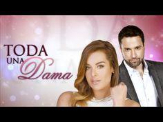 Toda Una Dama   Episodio 1   Christina Dieckman y Ricardo Alamo   Telenovelas RCTV - YouTube