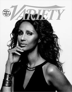 Iman for Variety