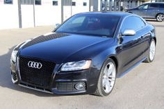 2009 AUDI S5 COUPE- LOADED WITH NAV ONLY 74,000KMS!!! Edmonton Edmonton Area image 1