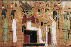 Meet the Pagan Gods of Ancient Egypt: Osiris, King of Egyptian Gods