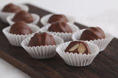 Macadamia Nut Truffles