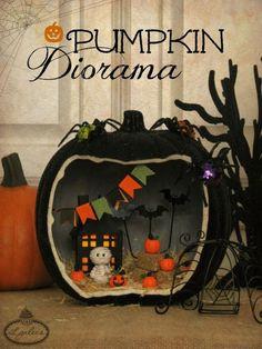 Amis lecteurs, si vous êtes fans de DIY, ceux-ci devraient vous faire de l'oeil pour Halloween. La réalisation demande du temps, certes....