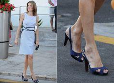 Royal Highness: Princess Letizia's Sky-High Stilettos (PHOTOS, POLL)