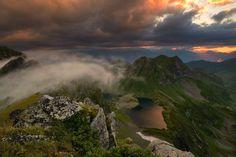 Фото: Загеданские озера, Карачаево-Черкессия. Автор фото — Максим Евдокимов…