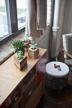 Urban Outfitters - Blog - UO DIY: Reclaimed Wood Planters
