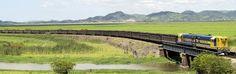 vidaDmaquinista: Ferroviário: uma paixão que ultrapassa gerações.