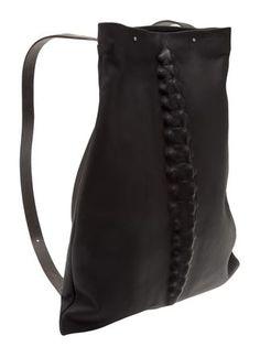 Kofta Spined Backpack #style #black #bag