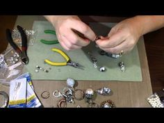 ▶ Tutorial for Newbies to Charm Making(Part 2) - Requested by Becky at TheQueenDucky on YT - YouTube