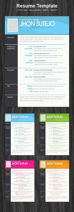 Circle Timeline College Life Pinterest Free resume - one page resumes