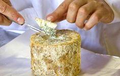 Gamoneú, el más valorado entre los quesos asturianos. Existen dos variedades de Gamonéu: del puerto y del valle