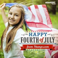 Online Postage, Buy Stamps, Happy Fourth Of July, I Can, Prints, Stuff To Buy, Printmaking