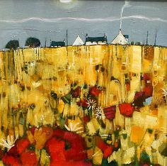 The Full and Fragrant by Scottish Contemporary Artist Gordon WILSON