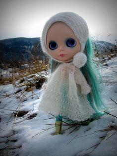 Turquoise on snow  mademoiselleblythe's Galatea