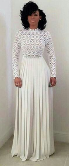 African Lace Dresses Styles Style Fashion White