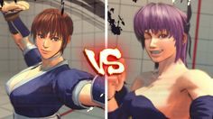 Ultra street fighter 4 PC - Kasumi vs Ayane (dead or alive)