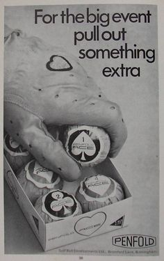 1971: Penfold Ace advert from the Open Championship programme
