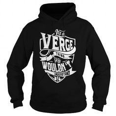 I Love VERGE Shirts & Tees
