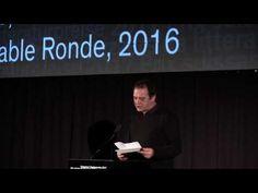 (1) Philippe Rahmy - Remise du Prix suisse de littérature 2017 - YouTube Philippe, Concert, Switzerland, Concerts