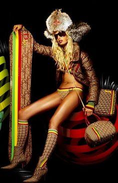 Reggae meets Dior meets Snowboarding = Epic Fail? ~ yeah fail!