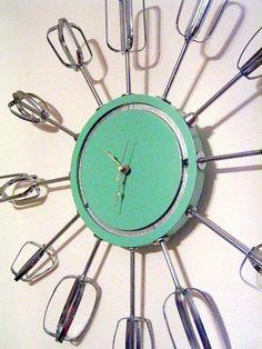 Love this clock.