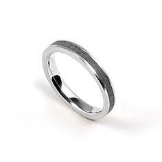 Concrete Ring to act as wedding band