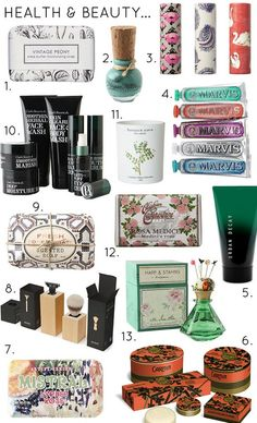 health  beauty packaging