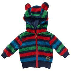 dc915466a Joules Infant Boy Ted Zip Fleece Hoodie
