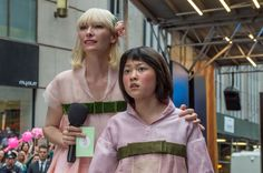 "[Photos] Added new stills for the upcoming Korean-American movie ""Okja"""