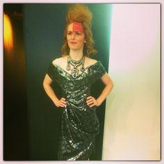 #VivienneWestWood @ #KamigataAveda #Aveda #CardiffHair #KamigataBirthday #Party #Celebration #Autumn #Winter #Collection #Hair #Beauty #Fashion