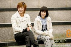 Boys Over Flowers ♡ Kim Hyun Joong 김현중 ♡ as Yoon Ji Hoo ♡       Ku Hye Sun ♡ as Geum Jan Di ♡ Kdrama ♡ Kpop ♡