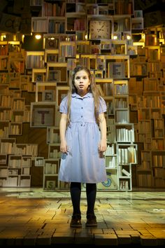 Matilda the Musical 28 January 2012 One of my favourite movies. I want to see this musical soo bad! Theatre Geek, Broadway Theatre, Musical Theatre, Broadway Shows, Broadway Plays, Musicals Broadway, Theatre Quotes, Stage Design, Set Design
