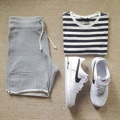 CHICS KIND is an online magazine for men's fashion. Swag Outfits, Mode Outfits, Casual Outfits, Men Casual, Fashion Outfits, Fashion Tips, Tommy Hilfiger Outfit, Moda Blog, Outfit Grid