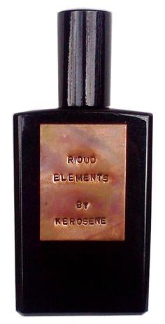Metal on Perfume Bottle